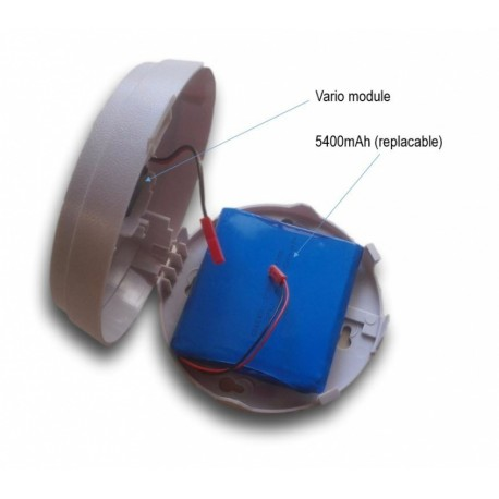 UltraLife Smoke detector listening device