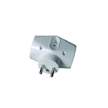 Plug outlet UHF transmitter