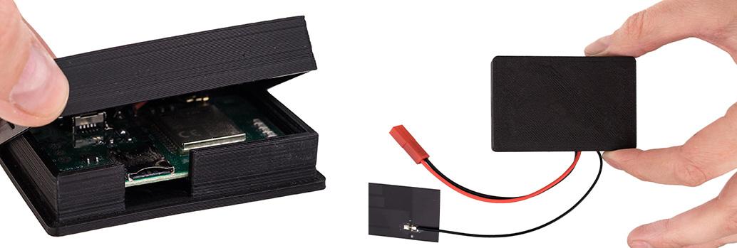 Glite GSM listening device